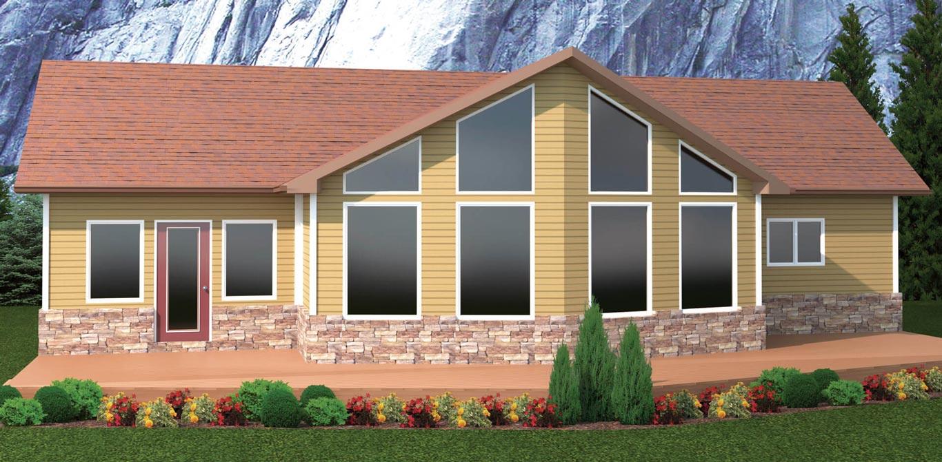 1230 house elevation