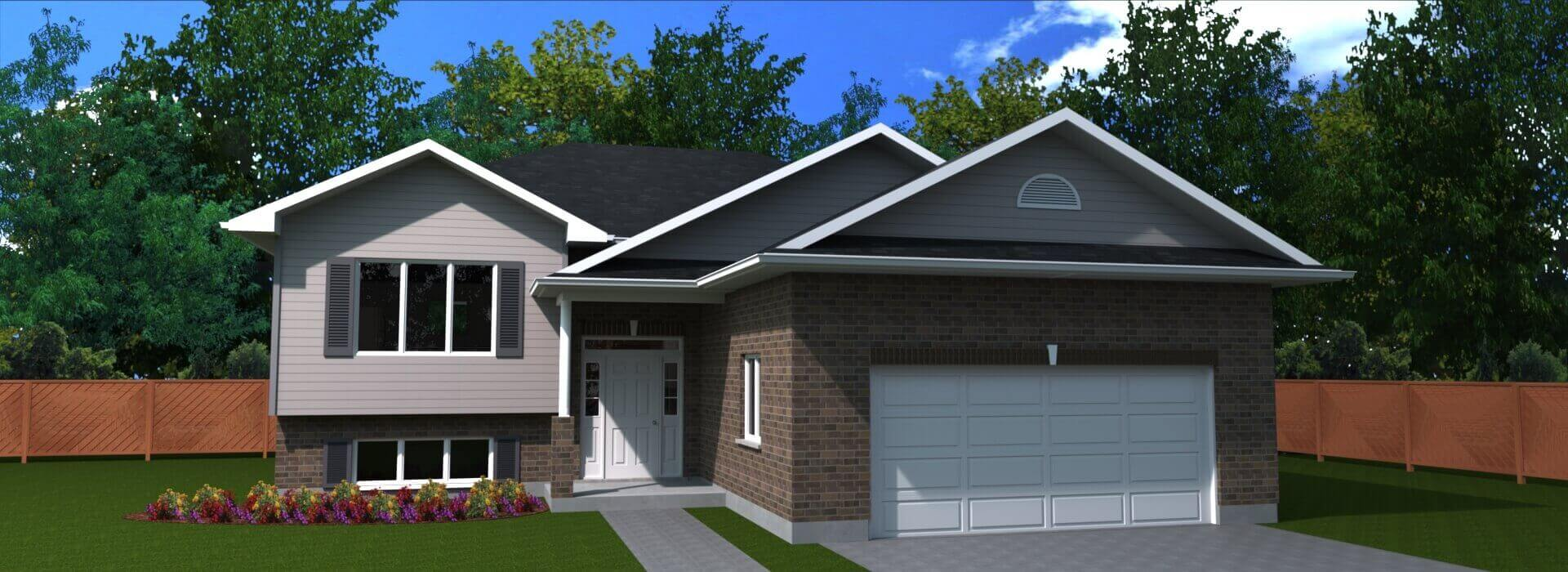 1316 house elevation