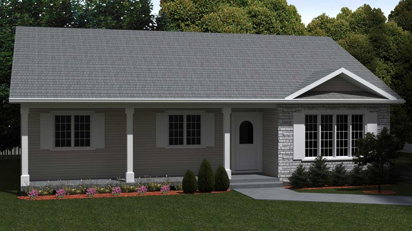 1342_house elevation