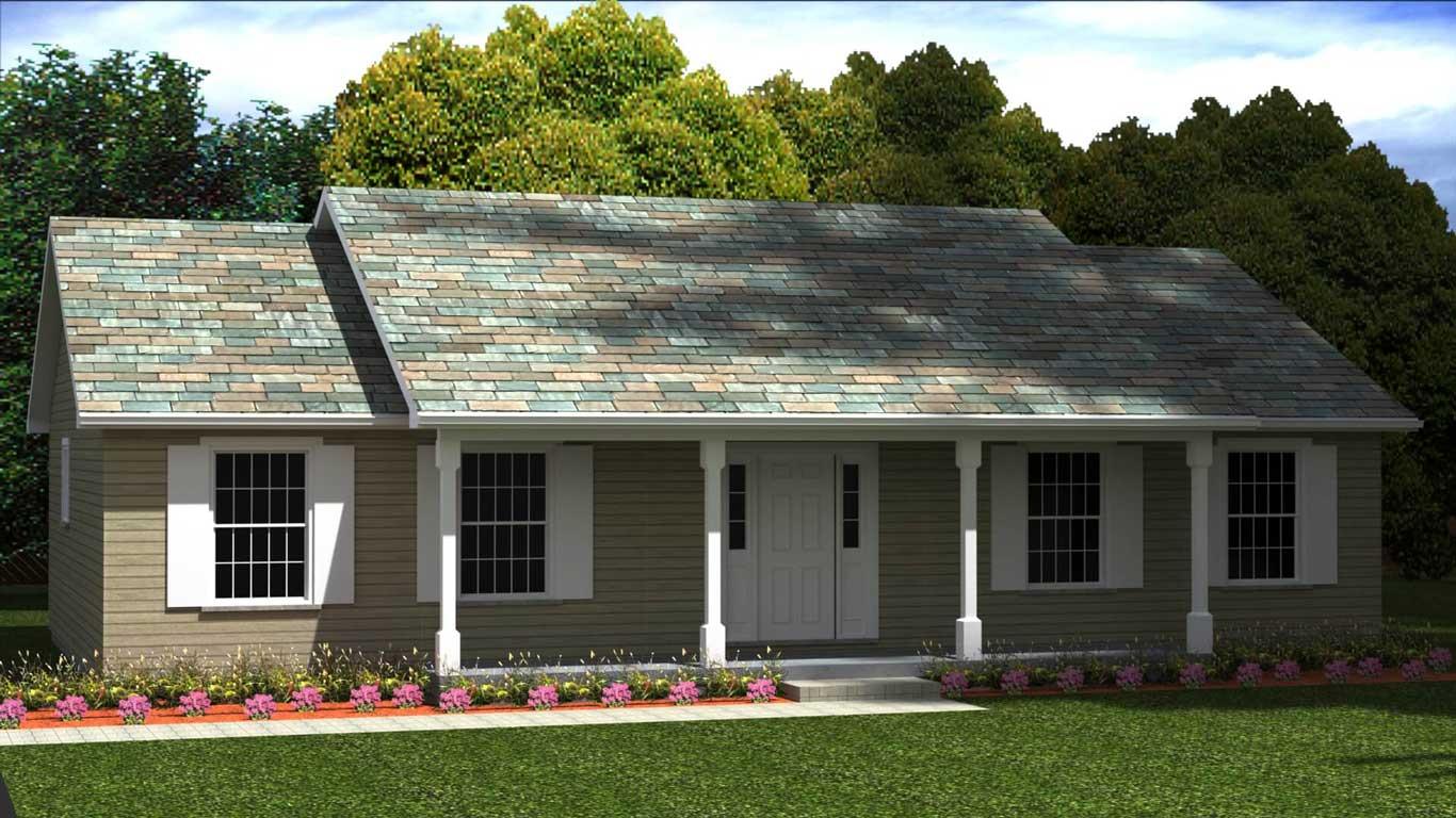 1344_house elevation