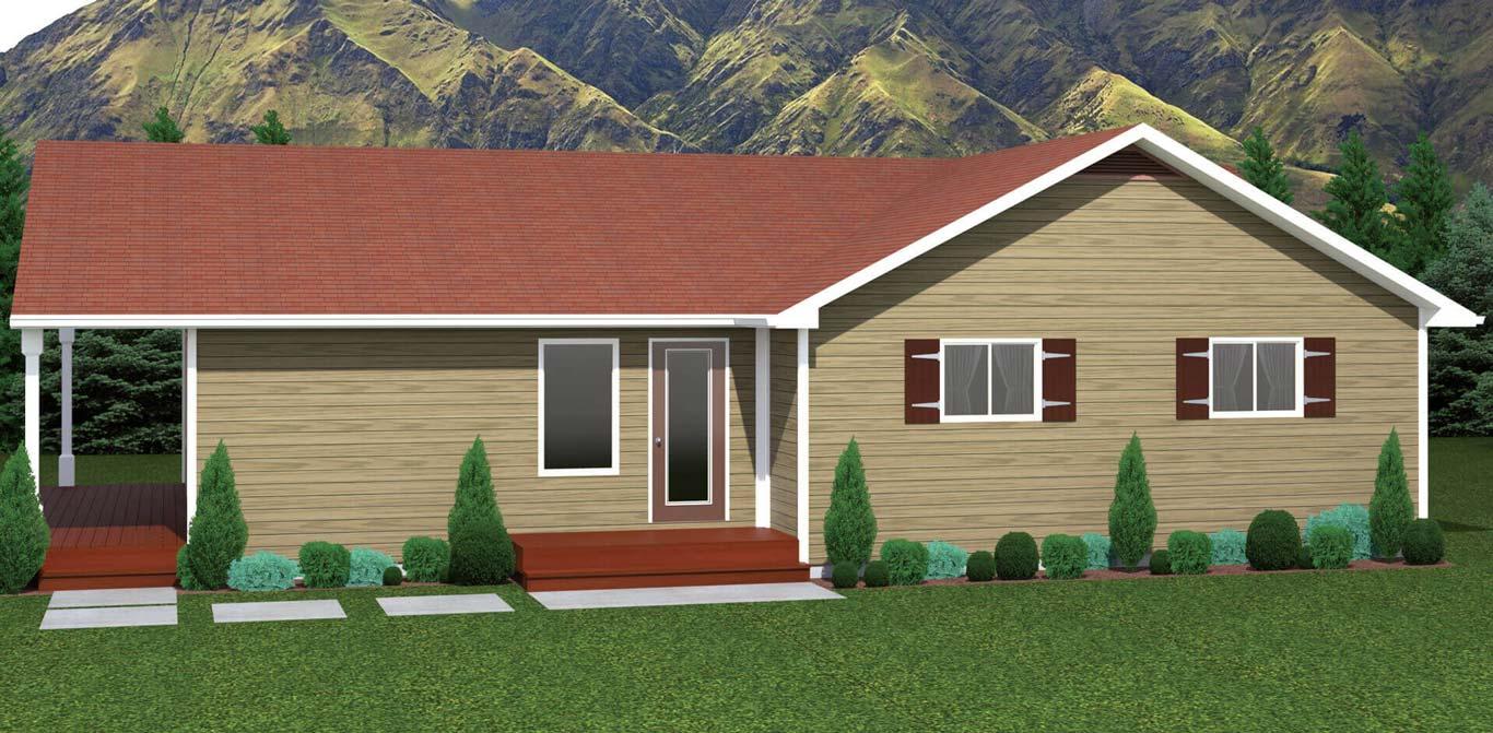 1375 house elevation