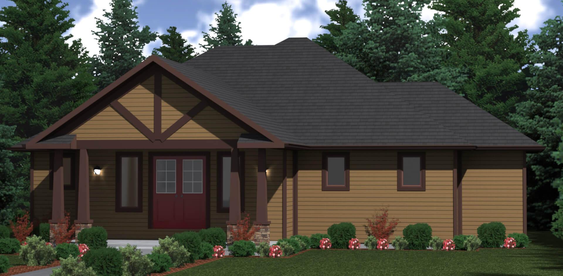 1385 house elevation