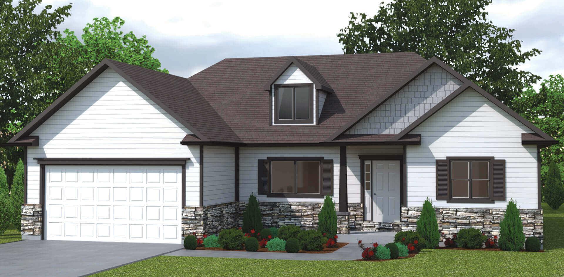1615 house elevation