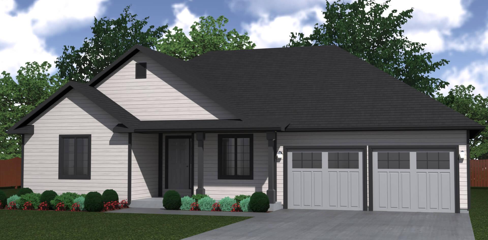 1709 house exterior