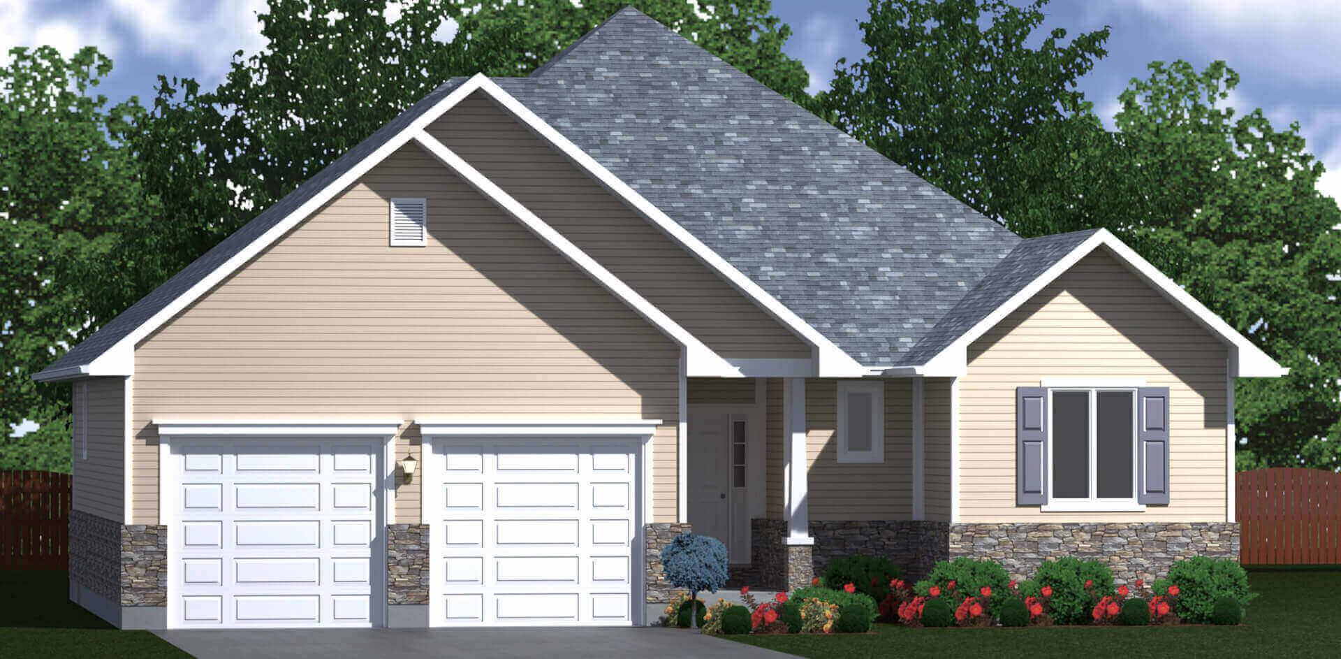 1766 house exterior