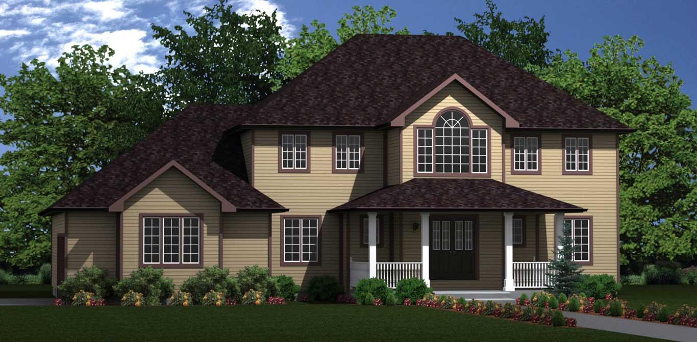 2916 exterior house