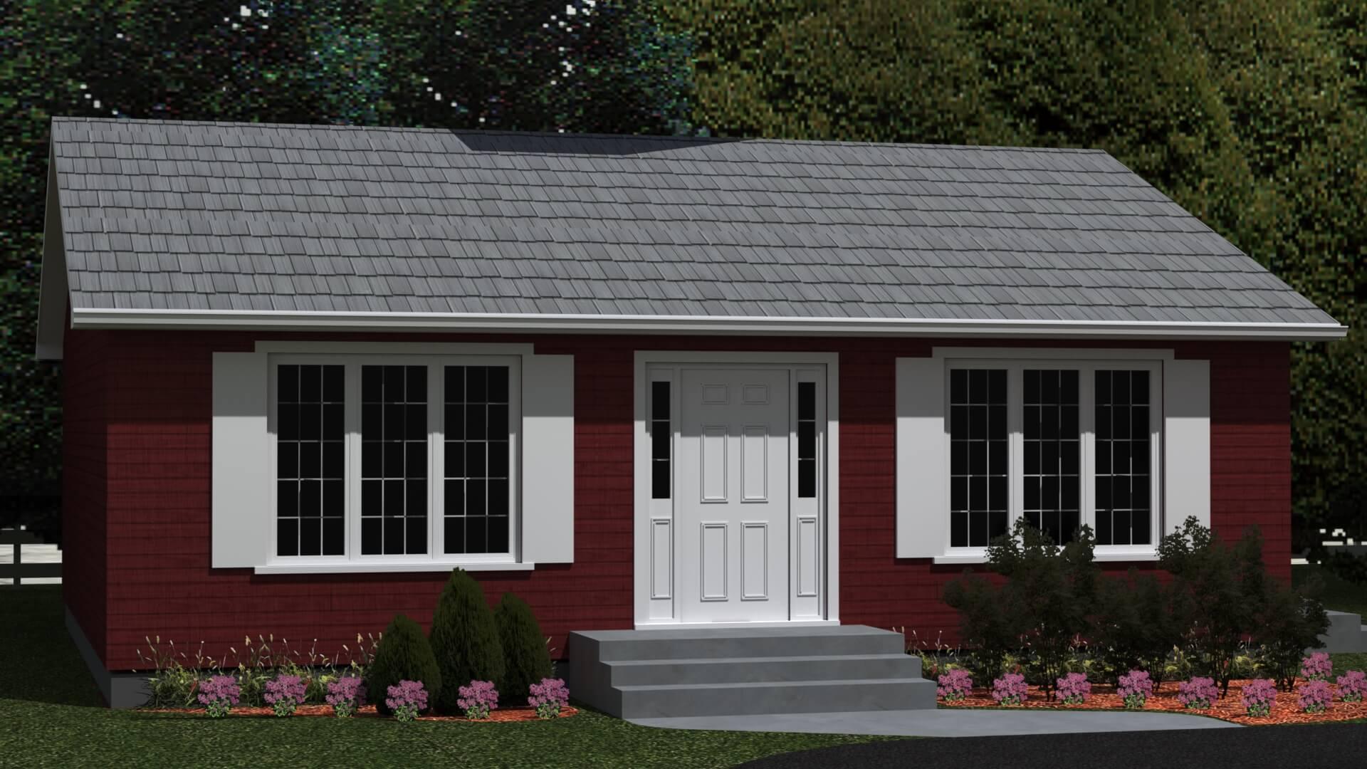 896 house exterior