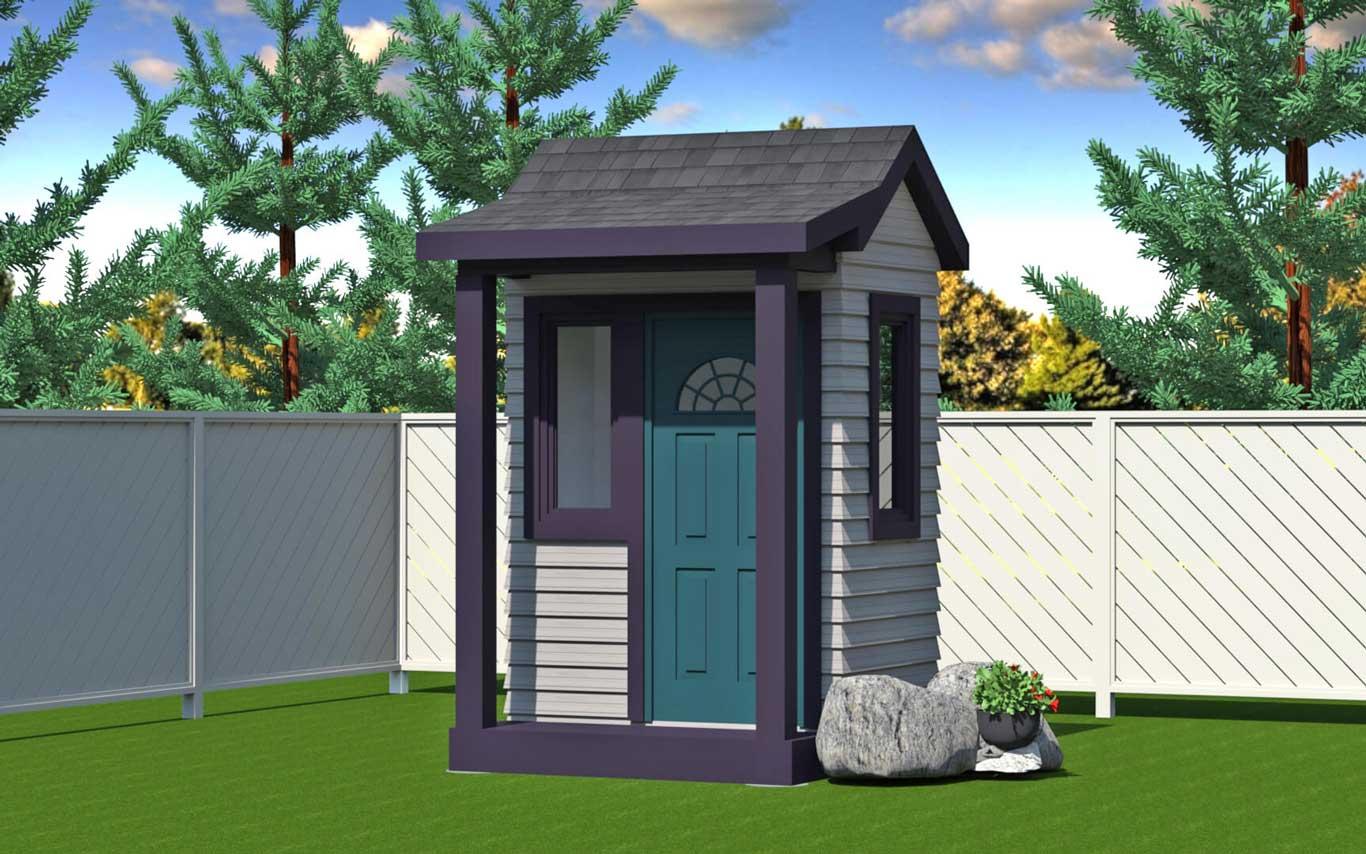tbm36 shed elevation