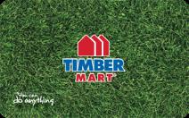 Timbermart Gift Card