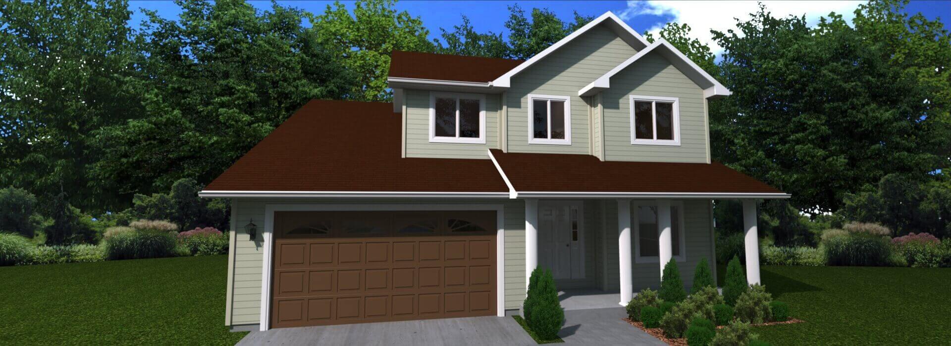 1855 house elevation