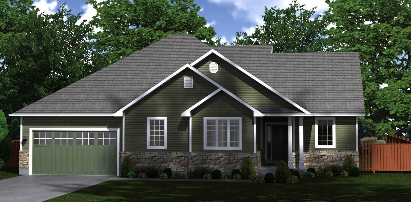 2104e house exterior