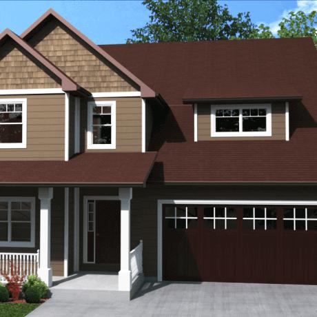 2145 house elevation