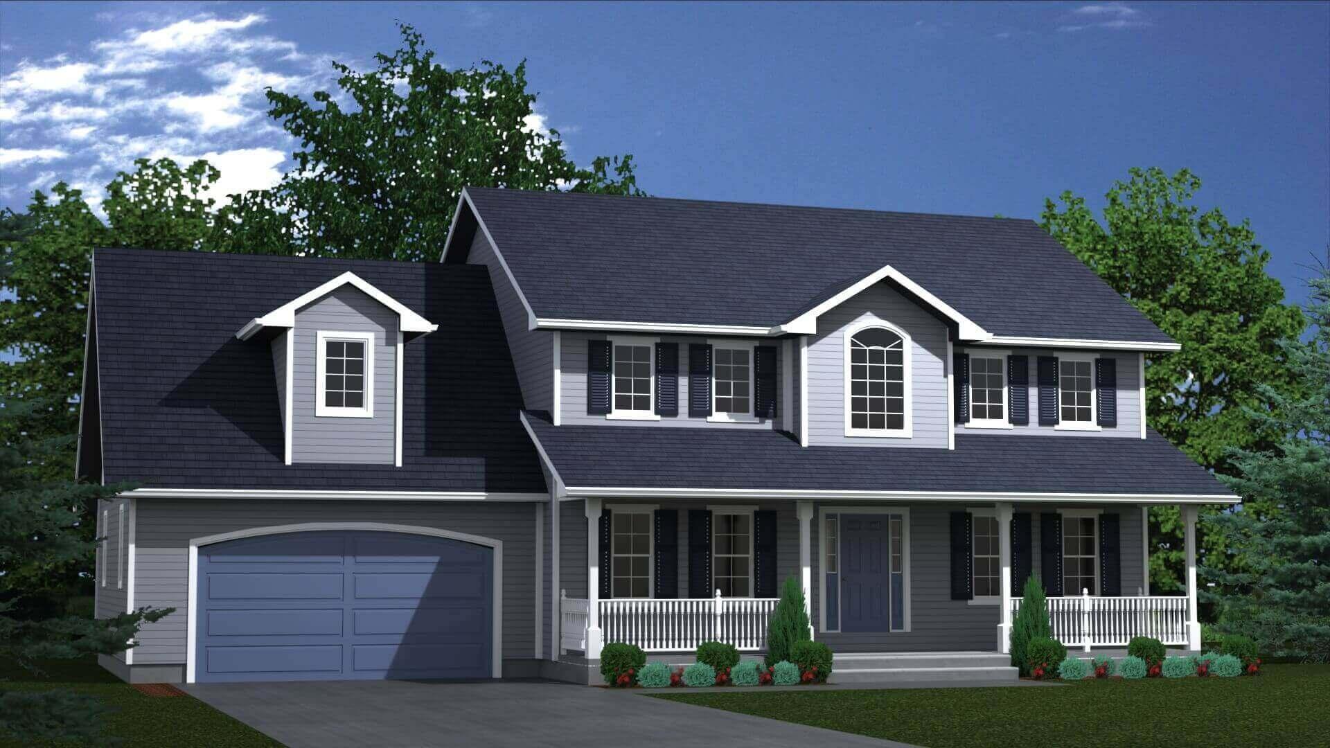 2204 house elevation