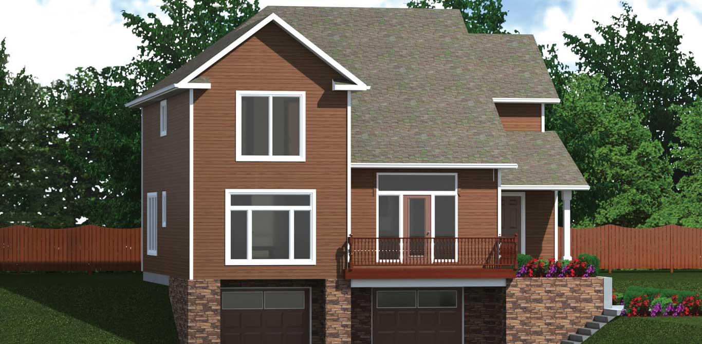 2269 house elevation