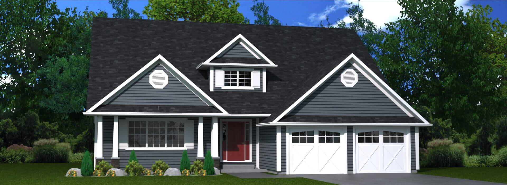 2405 house elevation