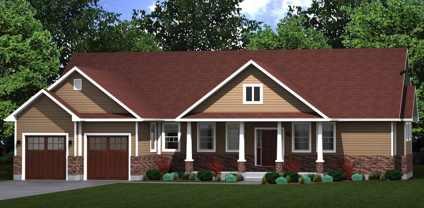 2407 house elevation