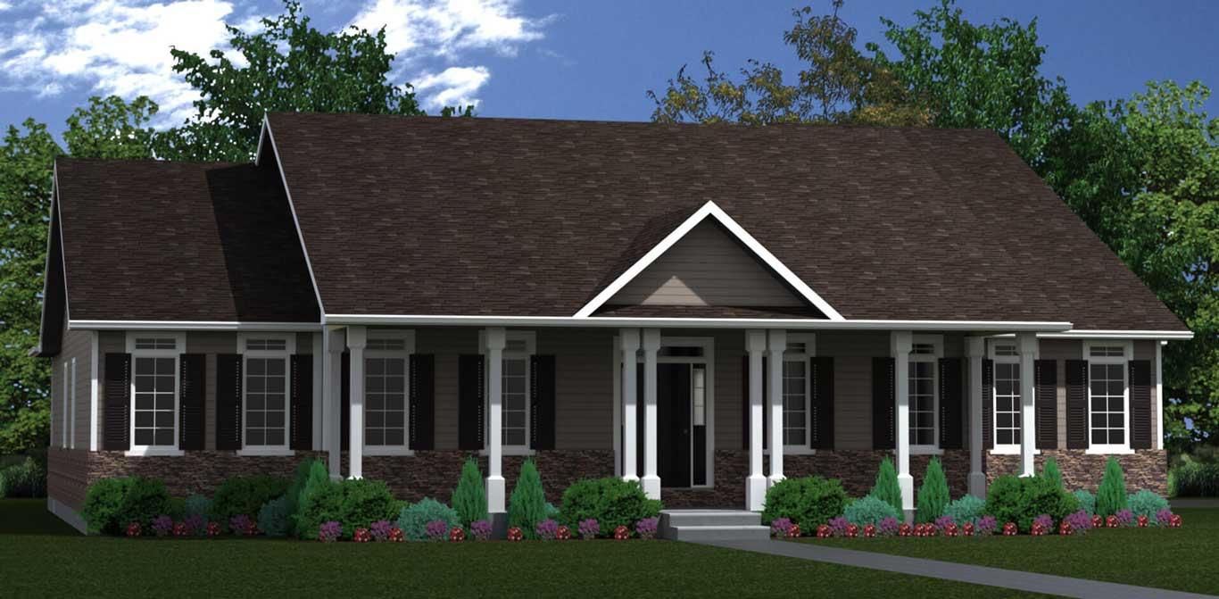 2457 house exterior