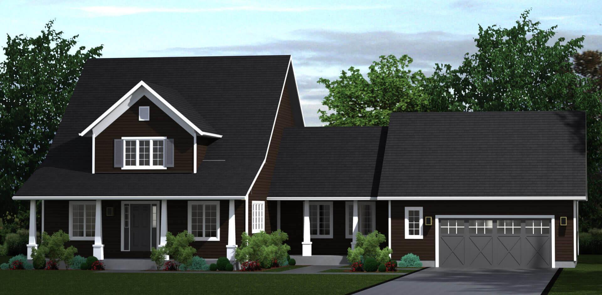 2586 house exterior