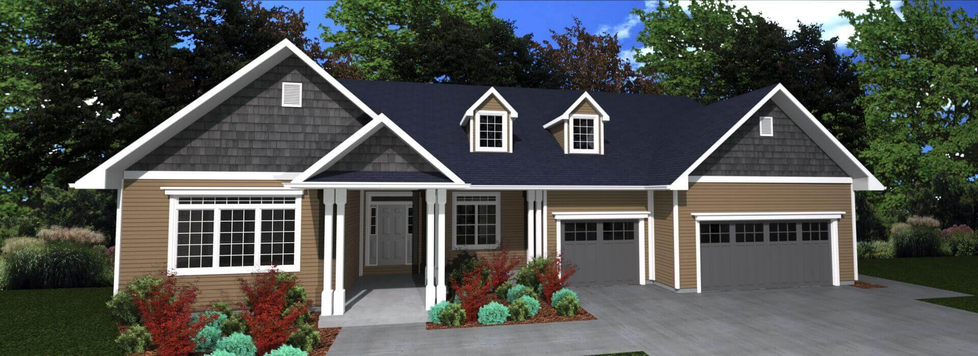2651 house elevation