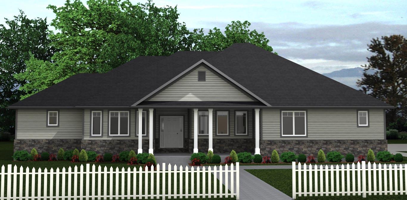 2965 house exterior