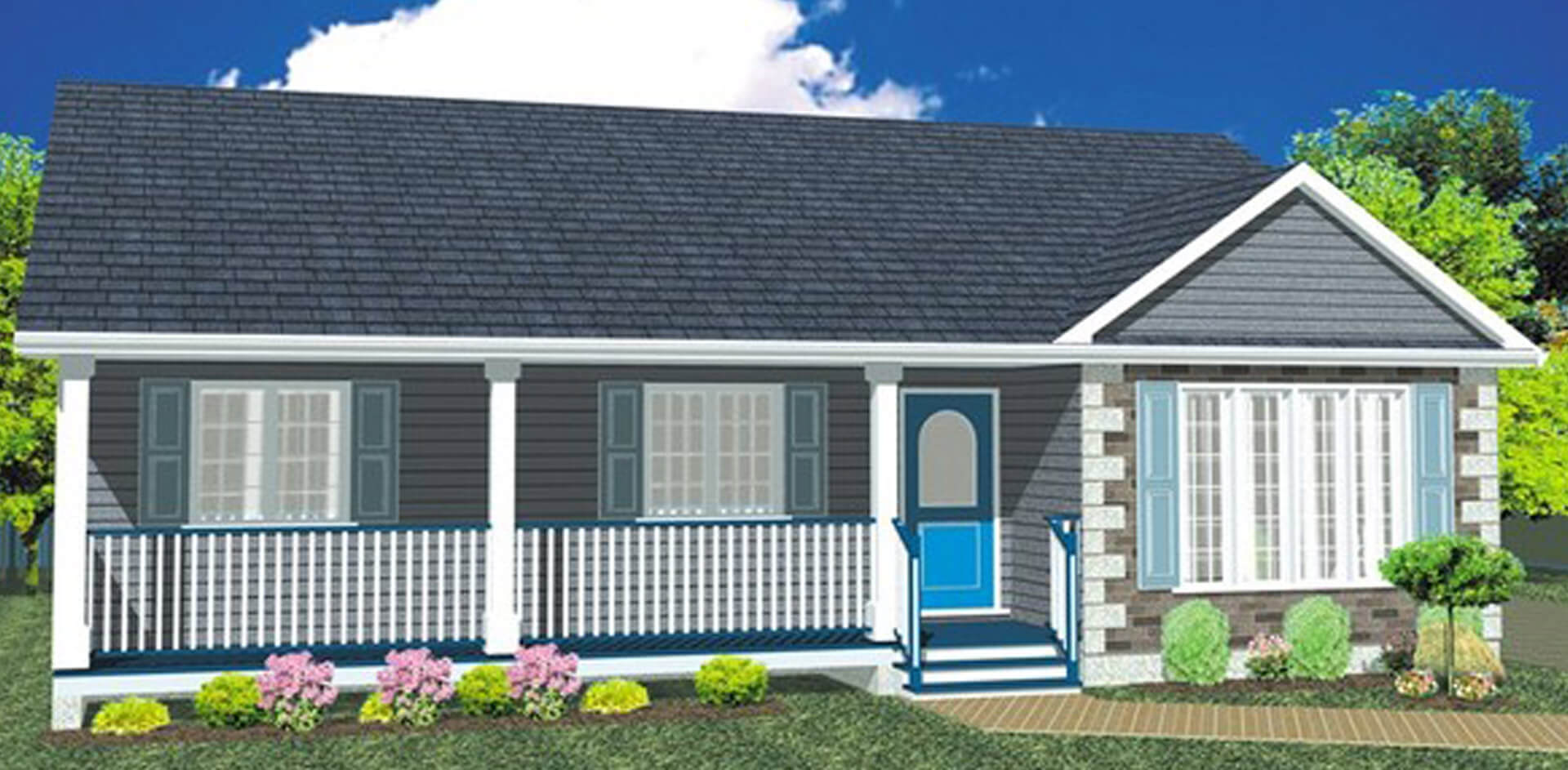 5005 house exterior