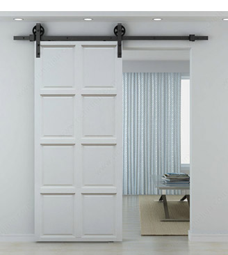 bran style interior sliding door