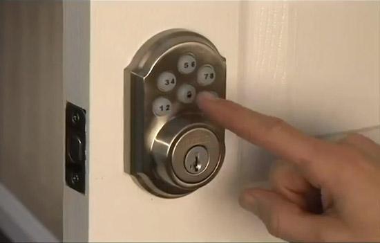 smartcode lock