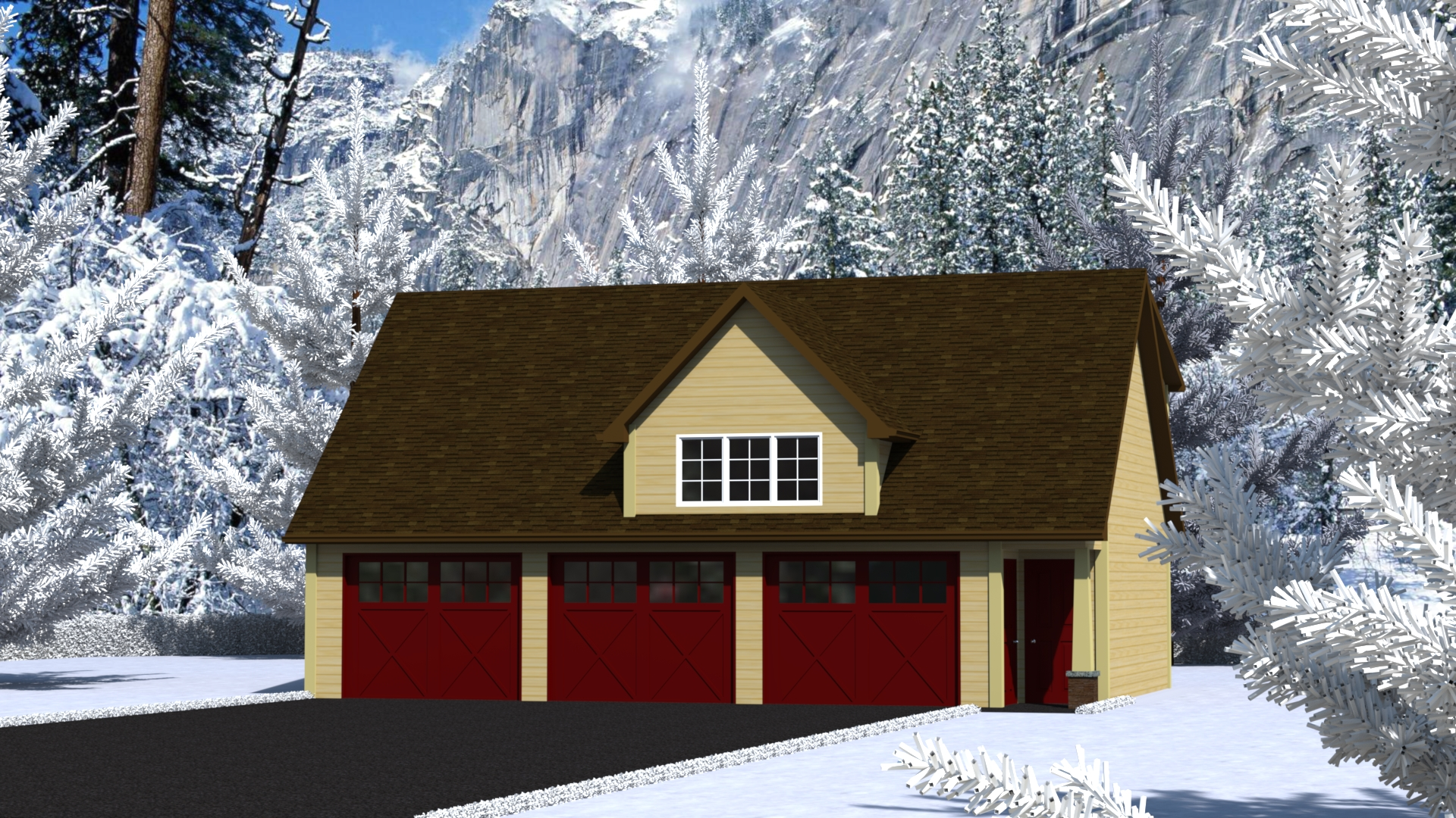 timbermart_threecar_garage