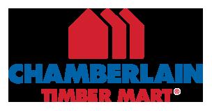chamberlain timber mart logo