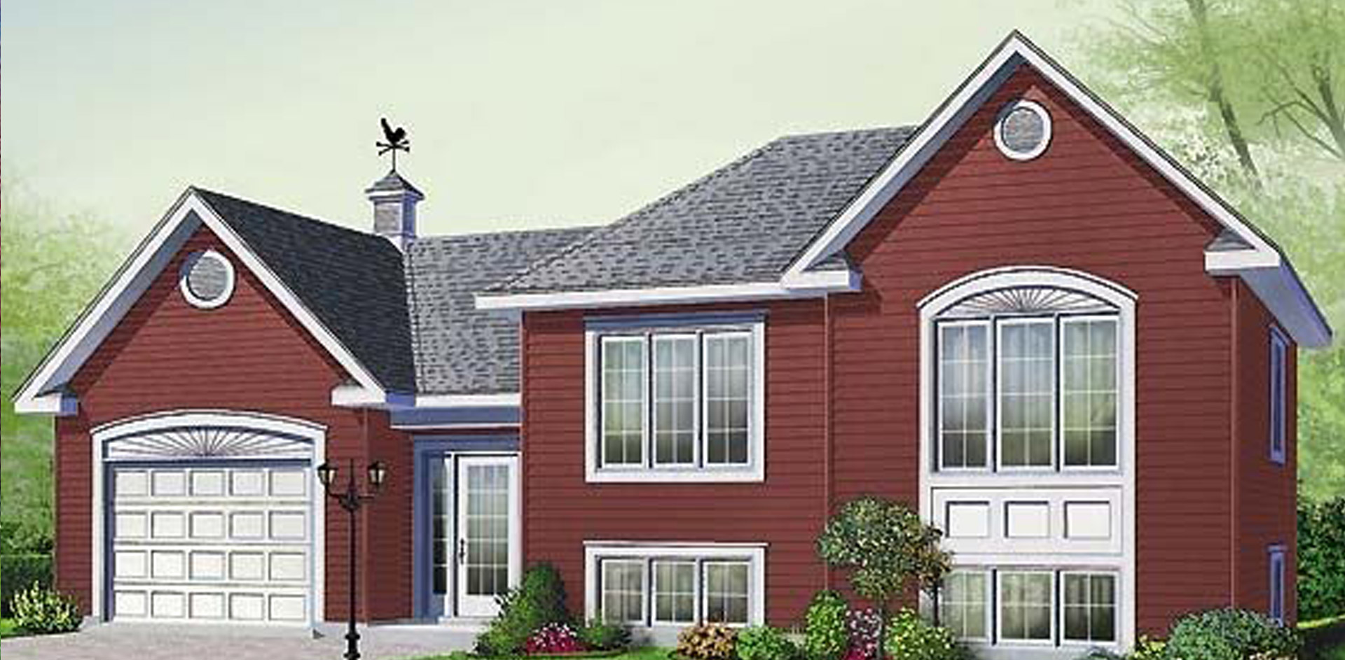 1059 sq.ft. timber mart house