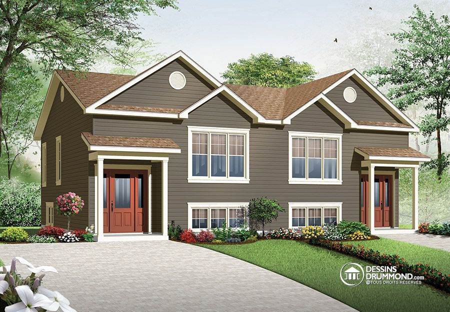 2488 sq.ft. timber mart two family house