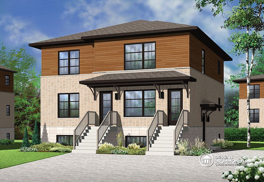 3588 sq.ft. timber mart three family house