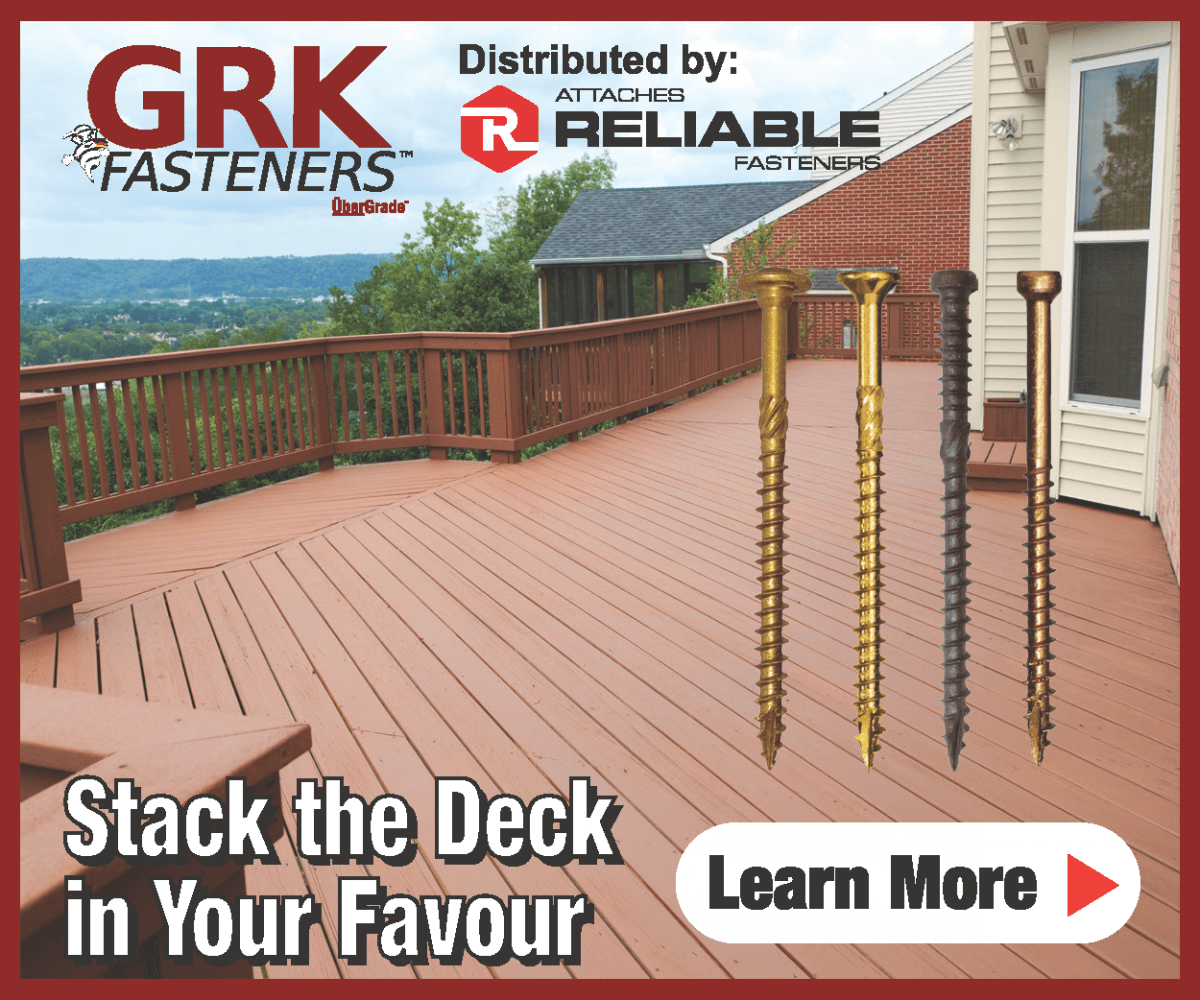 deck advertisement