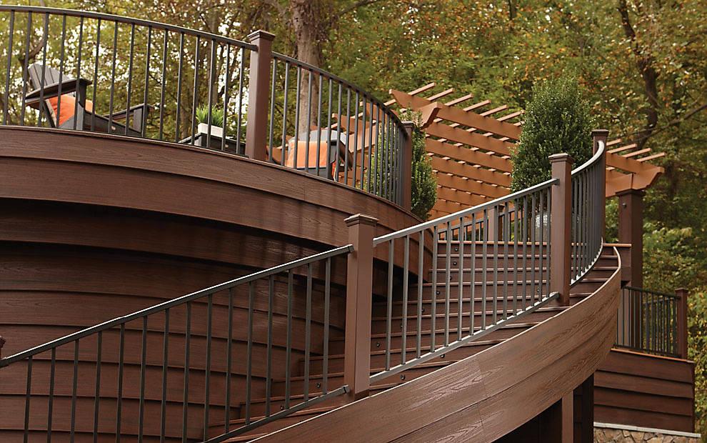 signature brand railing