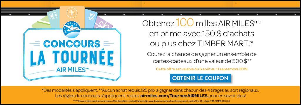 Air Miles Aug Campaign Fr