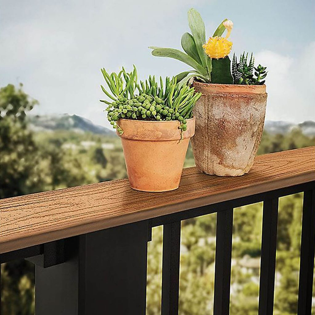 cocktail railing