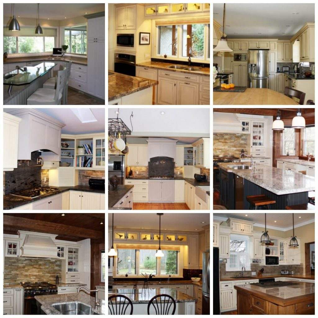 various kitchen images