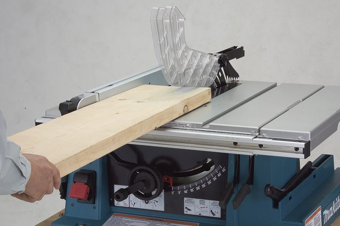 Makita Table Saw.