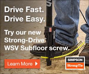 Subfloor Screw ad