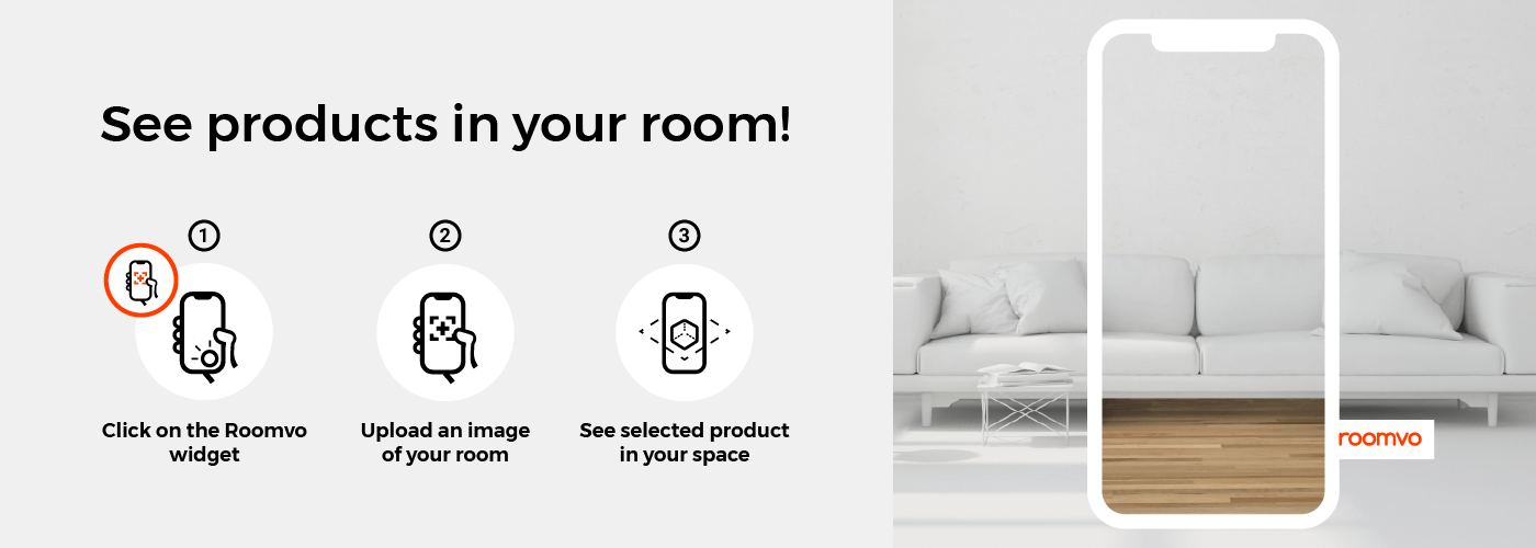 See products in your room