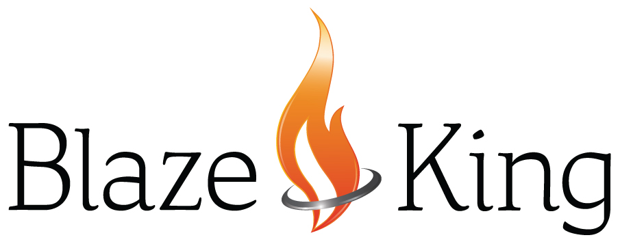 button to get more information about Blaze Kine wood stoves.