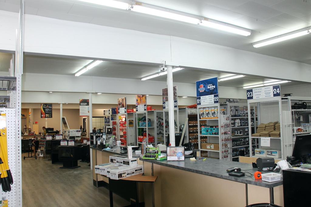 inside of Starland Supply (2000) Ltd.